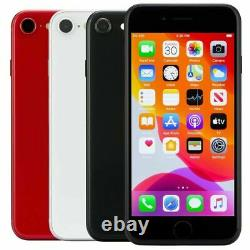Apple iPhone SE 2nd Gen Smartphone AT&T Sprint T-Mobile Verizon or Unlocked