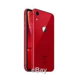 Apple iPhone XR 64GB Factory Unlocked Red Smartphone A1984 Phone 64 10 Mobile