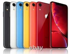 Apple iPhone XR 64GB T-Mobile / Metro PCS / Simple Mobile 4G LTE Smartphone
