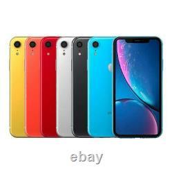 Apple iPhone XR 64/128/256GB A1984 A2105 AT&T T-Mobile Verizon Xfinity Unlocked