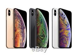 Apple iPhone XS 256GB Verizon T-Mobile AT&T Sprint Unlocked A1920 Smartphone
