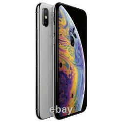Apple iPhone XS 64GB/256GB Unlocked Smartphone AT&T / T-Mobile / Global