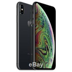 Apple iPhone XS 64GB Factory Unlocked Space Gray Smartphone A1920 64 GB Mobile
