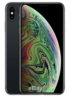 Apple iPhone XS 64GB Space Gray Verizon T-Mobile AT&T Unlocked A1920 Smartphone