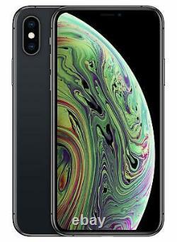 Apple iPhone XS 64GB Verizon T-Mobile AT&T Fully Unlocked iOS Smartphone