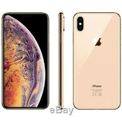 Apple iPhone XS A1920 64GB Gold Verizon T-Mobile AT&T Fully Unlocked Smartphone