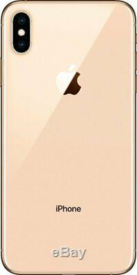 Apple iPhone XS MAX 256GB Verizon AT&T Sprint T-Mobile Metro PCS Smartphone