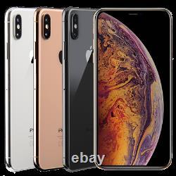 Apple iPhone XS MAX GSM+CDMA Factory Unlocked Verizon T-Mobile AT&T