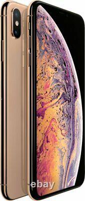 Apple iPhone XS Max 256GB Fully Unlocked Verizon T-Mobile AT&T IOS Smartphone