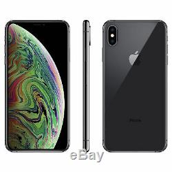 Apple iPhone XS Max 256GB Space Gray Verizon T-Mobile AT&T Unlocked Smartphone