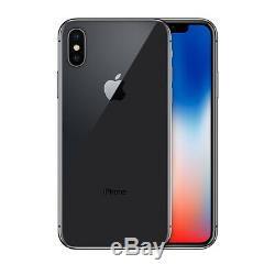Apple iPhone X 256GB Unlocked, Verizon, AT&T, T-Mobile, Sprint
