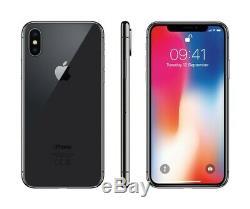 Apple iPhone X 64\256\512GB AT&T T-Mobile Verizon Sprint Unlocked