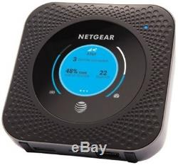 At&t Unlocked Netgear Nighthawk M1 MR1100 Cat16 Mobile Hotspot WiFi Router New
