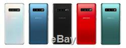 FLAWLESS Samsung Galaxy S10 Factory Unlocked 128GB Verizon AT&T T-Mobile Sprint