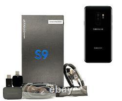Factory Unlocked Samsung Galaxy S9 Plus + 64GB T-Mobile AT&T Verizon SM-G965U
