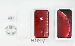 Fully Unlocked Apple iPhone XR (GSM+CDMA) AT&T T-Mobile Verizon NEW UNUSED