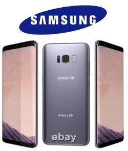 GSM Unlocked Samsung Galaxy S8+ Plus G955U G955U1 Gray T-Mobile AT&T Average