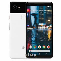 Google Pixel 2 XL 64GB 128GB Fully Unlocked (CDMA+GSM) T-mobile, AT&T, Verizon