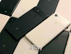 Google Pixel 3 XL Black / White AT&T Sprint T-Mobile Verizon GSM+CDMA Unlocked