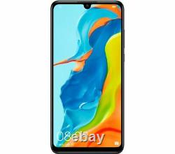 HUAWEI P30 Lite128 GB Android Mobile Smart Phone, Black Currys
