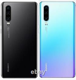 Huawei P30 128GB 4G LTE (T-MOBILE UNLOCKED) 6.1 40MP Smartphone ELE-L04