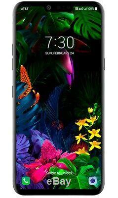 LG G8 ThinQ LMG820 GSM Unlocked ATT T-Mobile 128GB Excellent
