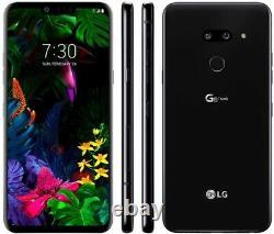 LG G8 ThinQ T-Mobile Unlocked- 128GB Black GSM Unlocked Tmobile