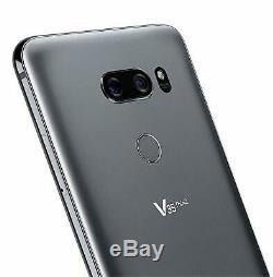LG V35 ThinQ V350A GSM Unlocked Smartphone ATT T-Mobile 64GB Black Gray