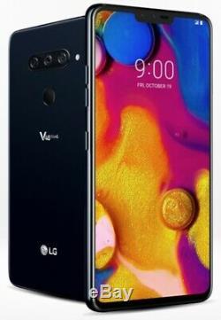 LG V40 ThinQ LM V405UA GSM Factory Unlocked ATT T-Mobile 64GB Mint 10/10
