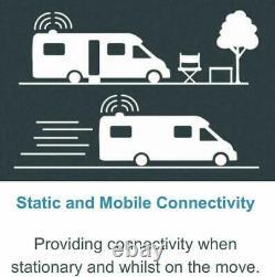 Maxview Roam Mobile 3G/4G Wi-Fi Internet On The Go Caravan, Motorhome, Smart TV