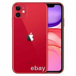 NEW Apple iPhone 11 64GB 128GB UnlockedAT&TVerizonT-MobileSprint
