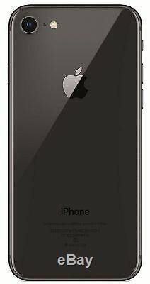 NEW Apple iPhone 8 64GB 256GB Unlocked AT&T Verizon T-Mobile
