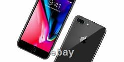 NEW Apple iPhone 8 Plus 256GB Space Gray Unlocked AT&T T-Mobile Cricket