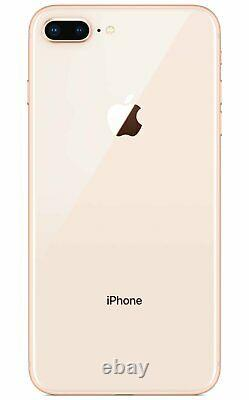 NEW Apple iPhone 8 Plus 64GB Gold Unlocked AT&T T-Mobile Cricket Metro