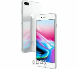 NEW Apple iPhone 8 Plus 64GB Silver Unlocked Verizon Sprint AT&T T-Mobile