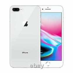 NEW Apple iPhone 8 Plus 64GB Silver Unlocked Verizon T-Mobile AT&T Metro