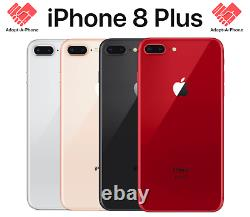 NEW Apple iPhone 8 Plus 64GB Space Gray Unlocked T-Mobile AT&T Metro
