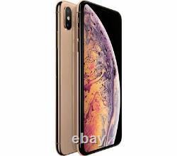NEW Apple iPhone XS 256GB Gold Unlocked Verizon Sprint AT&T T-Mobile Metro