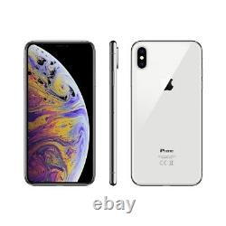 NEW Apple iPhone X 256GB Silver Unlocked AT&T T-Mobile Cricket Metro
