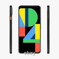 NEW Google Pixel 4 64GB Clearly White Unlocked Verizon T-Mobile AT&T