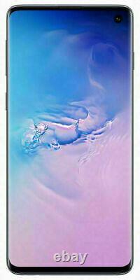 NEW Samsung Galaxy S10 Blue 128GB Sprint AT&T T-Mobile Verizon Factory Unlocked