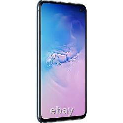 NEW Samsung Galaxy S10e 128GB Prism Blue Unlocked Verizon AT&T T-Mobile
