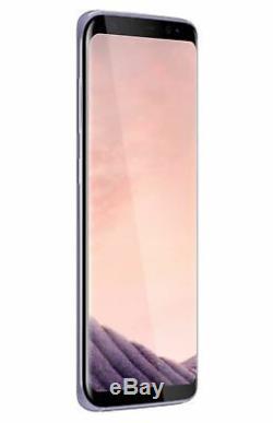 NEW Samsung Galaxy S8 SM-G950U Gray 64GB GSM Factory Unlocked T-Mobile AT&T