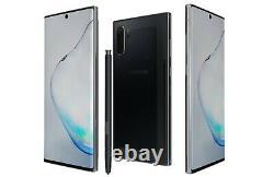 NEW Samsung Note 10+ PLUS Black 256GB Unlocked Verizon T-Mobile AT&T