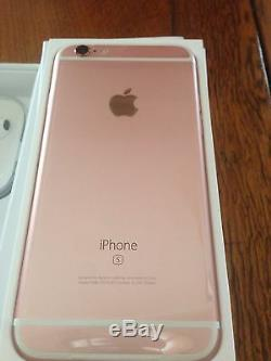 NEW iPhone 6S PLUS 64GB ROSE GOLD UNLOCKED T-Mobile VERIZON Straight Talk AT&T
