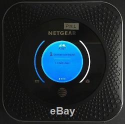 Netgear Nighthawk MR1100 4G LTE Mobile Hotspot WiFi Router Cat16 (AT&T Unlocked)