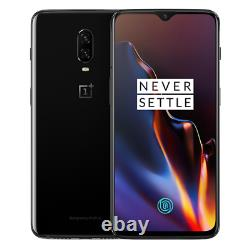 Oneplus 6T 128GB Black GSM Unlocked AT&T/T-Mobile/Global Smartphone