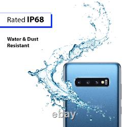 SAMSUNG GALAXY S10+ PLUS G975U UNLOCKED VERIZON T-MOBILE AT&T and MORE
