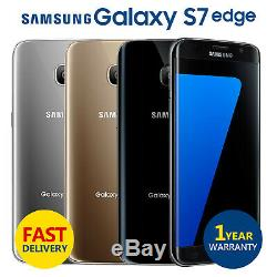 SAMSUNG GALAXY S7 EDGE 32GB Unlocked 4G LTE Android Mobile Phone Grade A+++