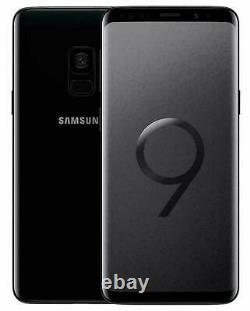 SAMSUNG GALAXY S9 G960 G960F 64GB Unlocked Smartphone Mobile Phone- GRADE A